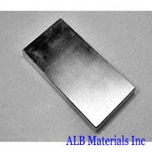 ALB-BN0620 Neodymium Block Magnet