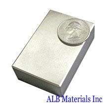 ALB-BN0624 Neodymium Block Magnet