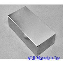 ALB-BN0638 Neodymium Block Magnet