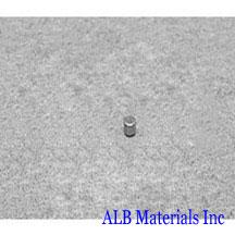 ALB-CN0251 Neodymium Cylinder Magnet