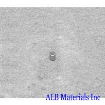 ALB-CN0253 Neodymium Cylinder Magnet