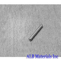 ALB-CN0258 Neodymium Cylinder Magnet
