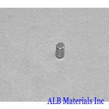 ALB-CN0262 Neodymium Cylinder Magnet