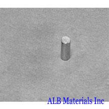 ALB-CN0264 Neodymium Cylinder Magnet