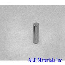 ALB-CN0266 Neodymium Cylinder Magnet