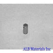 ALB-CN0271 Neodymium Cylinder Magnet