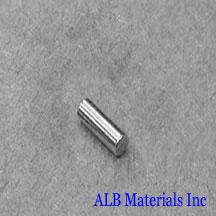 ALB-CN0276 Neodymium Cylinder Magnet