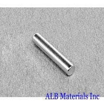 ALB-CN0294 Neodymium Cylinder Magnet