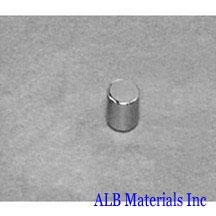 ALB-CN0297 Neodymium Cylinder Magnet