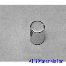ALB-CN0321 Neodymium Cylinder Magnet