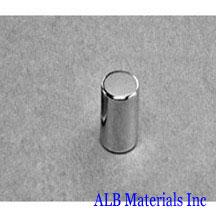 ALB-CN0323 Neodymium Cylinder Magnet