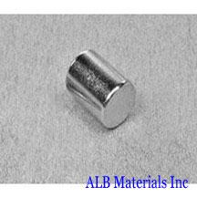 ALB-CN0328 Neodymium Cylinder Magnet