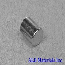 ALB-CN0329 Neodymium Cylinder Magnet
