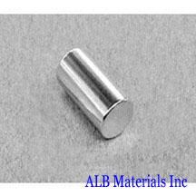ALB-CN0331 Neodymium Cylinder Magnet