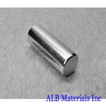 ALB-CN0332 Neodymium Cylinder Magnet