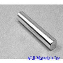 ALB-CN0334 Neodymium Cylinder Magnet
