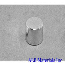 ALB-CN0336 Neodymium Cylinder Magnet