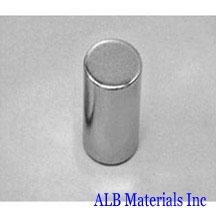 ALB-CN0339 Neodymium Cylinder Magnet
