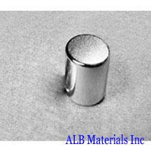 ALB-CN0341 Neodymium Cylinder Magnet
