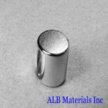 ALB-CN0342 Neodymium Cylinder Magnet