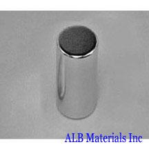 ALB-CN0345 Neodymium Cylinder Magnet