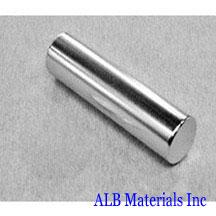 ALB-CN0349 Neodymium Cylinder Magnet
