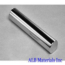 ALB-CN0350 Neodymium Cylinder Magnet
