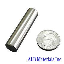 ALB-CN0351 Neodymium Cylinder Magnet