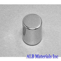 ALB-CN0352 Neodymium Cylinder Magnet
