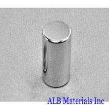 ALB-CN0355 Neodymium Cylinder Magnet