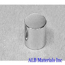 ALB-CN0356 Neodymium Cylinder Magnet