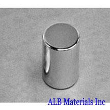 ALB-CN0357 Neodymium Cylinder Magnet