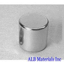 ALB-CN0361 Neodymium Cylinder Magnet