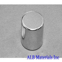 ALB-CN0362 Neodymium Cylinder Magnet