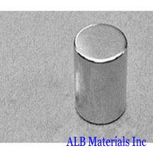 ALB-CN0363 Neodymium Cylinder Magnet