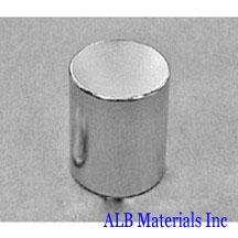 ALB-CN0366 Neodymium Cylinder Magnet
