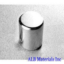 ALB-CN0369 Neodymium Cylinder Magnet