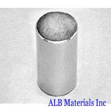 ALB-CN0372 Neodymium Cylinder Magnet