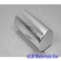 ALB-CN0373 Neodymium Cylinder Magnet