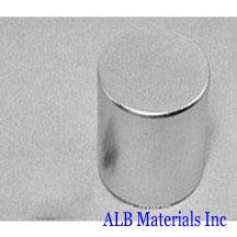 ALB-CN0374 Neodymium Cylinder Magnet