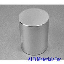 ALB-CN0376 Neodymium Cylinder Magnet