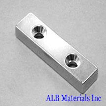 ALB-CN0764 Neodymium Countersunk Magnet