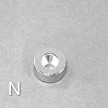 ALB-CN0771 Neodymium Countersunk Magnet
