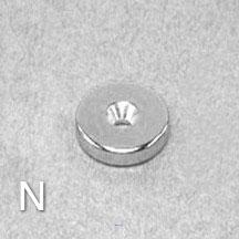 ALB-CN0778 Neodymium Countersunk Magnet
