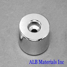 ALB-CN0788 Neodymium Countersunk Magnet