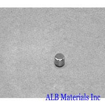 ALB-DN0009 Neodymium Disc Magnet