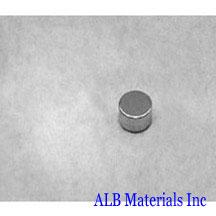 ALB-DN0016 Neodymium Disc Magnet