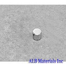 ALB-DN0017 Neodymium Disc Magnet