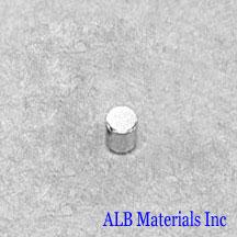 ALB-DN0018 Neodymium Disc Magnet