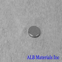 ALB-DN0025 Neodymium Disc Magnet